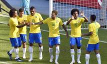 Kết quả Áo 0-3 Brazil: Mọi thứ đã sẵn sàng