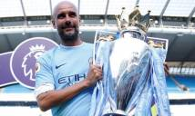 Vượt mặt Mourinho về danh hiệu, Pep vẫn kém xa so với Sir Alex Ferguson