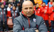 Đề nghị gia hạn hợp đồng với HLV Sampaoli, Sevilla dập tan hy vọng của Barca