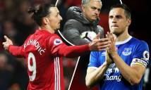 Ibrahimovic doạ rời M.U