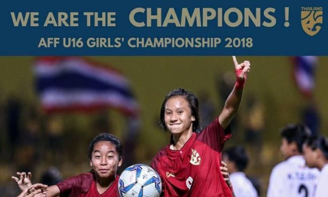 Giành chức vô địch, người Thái vỗ ngực tự nhận số 1 Đông Nam Á