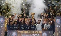 HOT: Tàn sát Monaco, PSG trở thành nhà vô địch Pháp