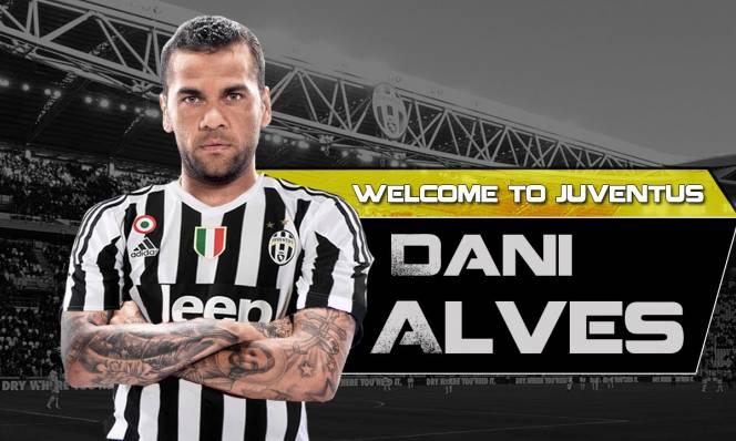 Giải đáp ý nghĩa số áo 23 của Dani Alves tại Juventus