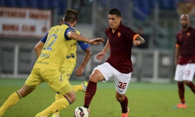 Trực tiếp Roma vs Chievo: Gia tăng sức ép