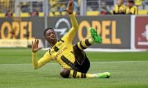 Dembele quyết định ở lại Dortmund