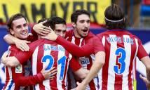 Griezmann tỏa sáng, Atletico Madrid thắng dễ