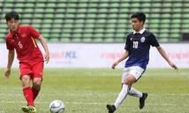 Nghi vấn Xuân Trường và Văn Hậu cố tình nhận thẻ vàng trong trận gặp Campuchia