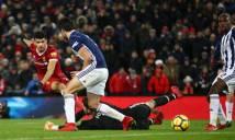 Salah tịt ngòi, Liverpool bất ngờ bị West Brom ngáng đường