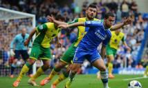 Soi kèo tài xỉu Norwich vs Chelsea, 0h30 ngày 7/1 (Vòng 3 FA Cup 2017-18)