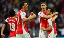Điểm tin chiều 16/01: Sao Arsenal được vinh danh ở quê nhà