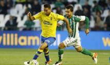 Nhận định Betis vs Las Palmas, 02h30 ngày 20/04 (Vòng 33 – VĐQG Tây Ban Nha)