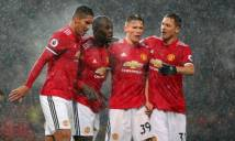 Lukaku tỏa sáng, Man United thắng tối thiểu Bournemouth