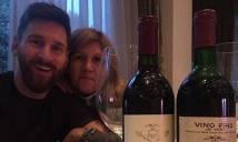 Messi 'chơi sang' trong ngày sinh nhật mẹ