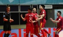 Futsal Việt Nam giành giải thưởng cao quý tại Futsal World Cup