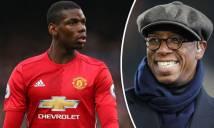 Huyền thoại Arsenal lên tiếng bảo vệ Pogba