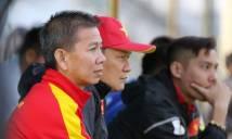 Điểm tin bóng đá VN tối 17/4: HLV Hoàng Anh Tuấn tiêm 'doping' tinh thần để Việt Nam hạ Mexico