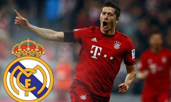 HOT: Real Madrid đạt thoả thuận với Lewandowski
