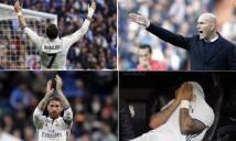 Real thắng nhọc Malaga: Zidane vẫn còn phải đau đầu nhiều!