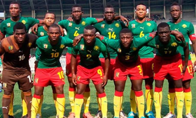 14 cầu thủ trẻ Cameroon bị treo giò vì gian lận tuổi