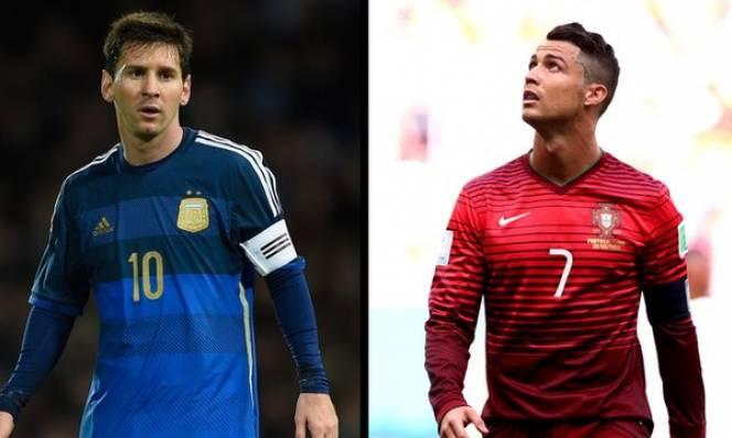 Messi - Ronaldo: Kẻ thăng hoa, người nhạt nhòa
