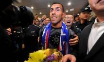 Tevez lên tiếng phủ nhận mức lương kỷ lục thế giới
