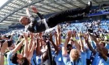 Pep gửi lời cảm ơn tới Liverpool sau khi vô địch Ngoại Hạng Anh