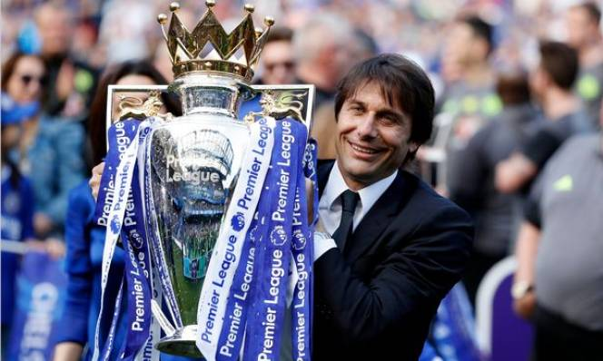 Antonio Conte chính thức xô đổ dấu mốc đáng nhớ của Mourinho