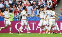 Ngược dòng vượt Gấu Nga, Mexico giành vé vào bán kết Confederations Cup