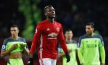 Chấm điểm MU vs Liverpool: Nỗi thất vọng mang tên Paul Pogba