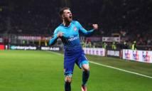 Arsenal nguy cơ mất Ramsey: M.U-Mourinho vào cuộc