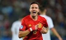 Saul Niguez lập hattrick, Bò tót U21 Tây Ban Nha 'húc' gục Italia để vào chung kết