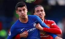 Hazard và Willian có dấu hiệu 'nghỉ chơi' với Morata