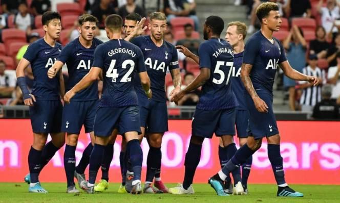 Kết quả ICC Cup Juventus vs Tottenham: Ronaldo nổ súng, định đoạt nhờ siêu phẩm