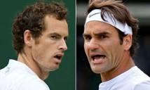 Australian Open 2017: Murray có thể chạm trán Federer ở Tứ kết