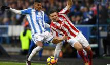 Nhận định Máy tính dự đoán bóng đá 20/01: Ygeteb nhận định Stoke City vs Huddersfield Town
