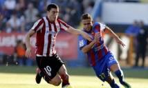 Nhận định Bilbao vs Levante, 02h00 ngày 24/4 (Vòng 34 giải VĐQG Tây Ban Nha)