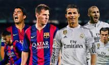 Công bố giờ thi đấu vòng 1 La Liga và Siêu cúp Tây Ban Nha