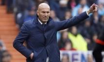 Đến Zidane cũng cảm thấy Real Madrid