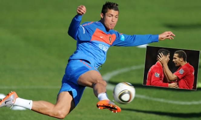 Cristiano Ronaldo thành công từ khổ luyện