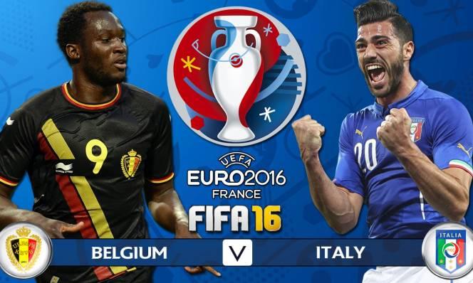Bỉ vs Italia, 02h00 ngày 14/06: Sao đổi ngôi