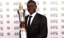 PFA CHÍNH THỨC công bố chủ nhân danh hiệu Cầu thủ xuất sắc nhất năm