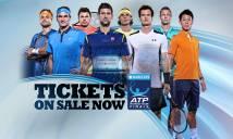 Xác định xong 8 cái tên dự ATP World Tour Finals