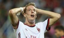SỐC: Tân binh 24 triệu euro của AC Milan chấn thương nặng, nghỉ thi đấu nửa năm