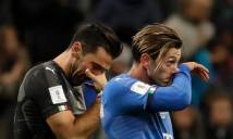 Peru bị loại, Ý, Hà Lan cũng 'bít cửa' dự VCK World Cup