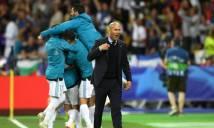 Zidane, C.Ronaldo lập nên những kỷ lục vĩ đại ở Champions League