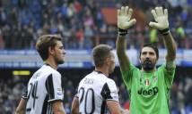Buffon lập kỷ lục, trong ngày Juve nối dài mạch bất bại