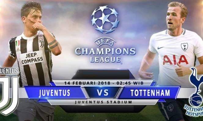 Nhận định Juventus vs Tottenham 02h45, 14/02 (Lượt đi Vòng 1/8 - Cúp C1 Châu Âu)