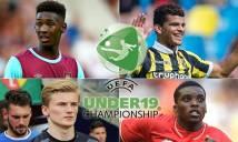 U19 châu Âu 2016 - EURO thu nhỏ đáng chờ đợi