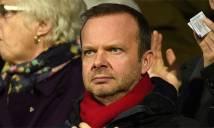 Woodward tham khảo ý kiến cầu thủ M.U trước khi trảm Mourinho