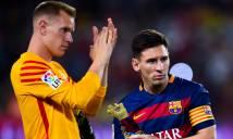 NÓNG: Barca gia hạn thành công với Ter Stegen